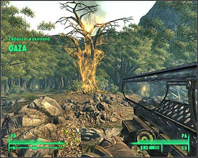 Finding the heart - Oasis: Oasis - Side quests - Fallout 3 - Game Guide and Walkthrough