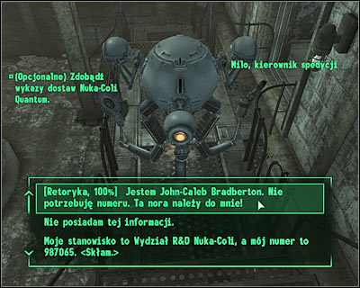 - Once you've acquired the information on the shipments from the computer you can begin your search of the crates or you can continue exploring the factory - Nuka-Cola plant, RobCo facility, Falls Church metro - Main locations - Fallout 3 - Game Guide and Walkthrough
