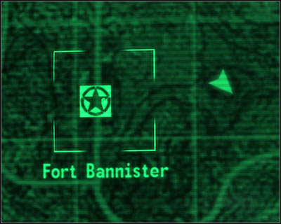 AREAS OF INTEREST - Fort Bannister, Fort Constantine, Fort Independence - Main locations - Fallout 3 - Game Guide and Walkthrough