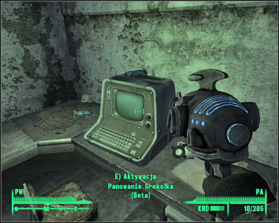 This is a very simple game - Girdershade, Grayditch, Hubris Comics - Main locations - Fallout 3 - Game Guide and Walkthrough