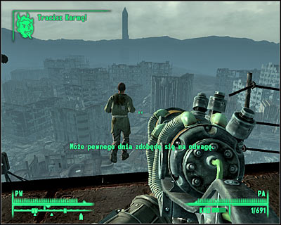- Pinkerton will be mentioned by a few of Rivet City citizens and reaching him is required to fullfill two subquests - Rivet City - Main locations - Fallout 3 - Game Guide and Walkthrough