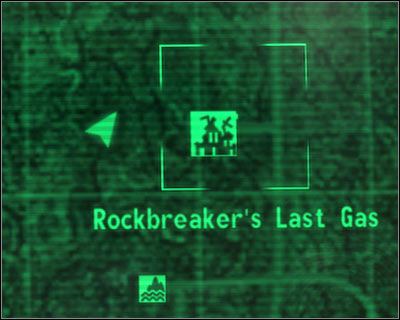 AREAS OF INTEREST - Rockbreaker's Last Gas, Deathclaw sanctuary, National Guard depot - Main locations - Fallout 3 - Game Guide and Walkthrough