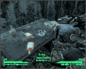 Second holodisk - Grisly diner - Rockbreaker's Last Gas, Deathclaw sanctuary, National Guard depot - Main locations - Fallout 3 - Game Guide and Walkthrough