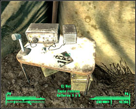 Third holodisk - Anchorage Memorial - Rockbreaker's Last Gas, Deathclaw sanctuary, National Guard depot - Main locations - Fallout 3 - Game Guide and Walkthrough