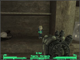 Figurine - Speech: Eulogy's quarters [Paradise Falls] - Vault-Tec Bobbleheads part 2 - Bonuses - Fallout 3 - Game Guide and Walkthrough
