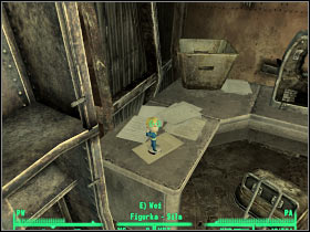 Figurine - Sneaking: Den [Yao guai tunnels] - Vault-Tec Bobbleheads part 3 - Bonuses - Fallout 3 - Game Guide and Walkthrough