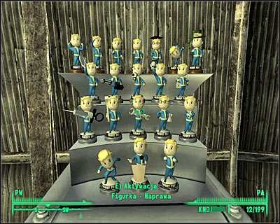 Family reunion... at last! :-) - Vault-Tec Bobbleheads part 3 - Bonuses - Fallout 3 - Game Guide and Walkthrough