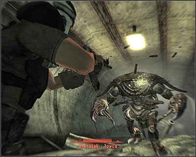 V.A.T.S. system should be used to win battles at a close range. - Basics - Combat - Fallout 3 - Game Guide and Walkthrough