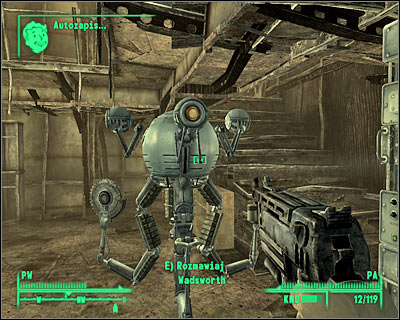 Store your items in your house (Megaton) or apartment (Tenpenny Tower). - Storing equipment and doing repairs - Equipment - Fallout 3 - Game Guide and Walkthrough