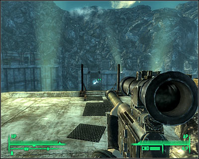 QUEST 2: The Guns of Anchorage - part 3   Simulation - Fallout 3