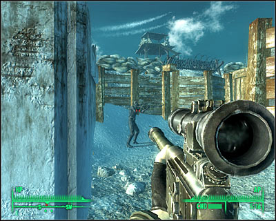 QUEST 4: Operation Anchorage - part 2   Simulation - Fallout 3