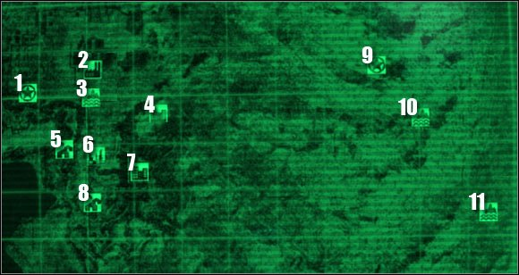 Map of the World   Appendix - Fallout 3: Operation Anchorage ...