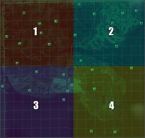 Appendix - Point Lookout maps | Appendix - Fallout 3: Point Lookout ...
