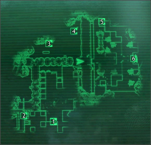 Map - Uptown   Maps - Fallout 3: The Pitt Game Guide ...