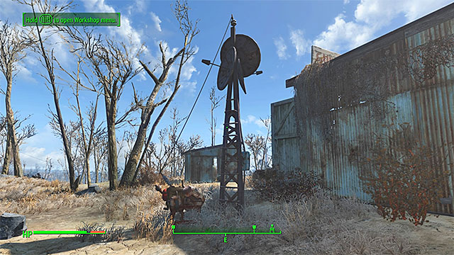 The radio beacon needs energy to function properly and this means that you must also place a generator nearby - Taking Point - Minor quests for Minutemen faction - Fallout 4 Game Guide & Walkthrough