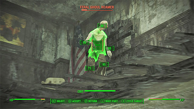 An example location with ghouls - Ghoul Problem - Minor quests for Minutemen faction - Fallout 4 Game Guide & Walkthrough