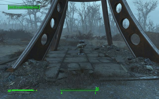 Craft two turrets, then you can pick them up - Mercer Safehouse - Minor quests for Railroad faction - Fallout 4 Game Guide & Walkthrough