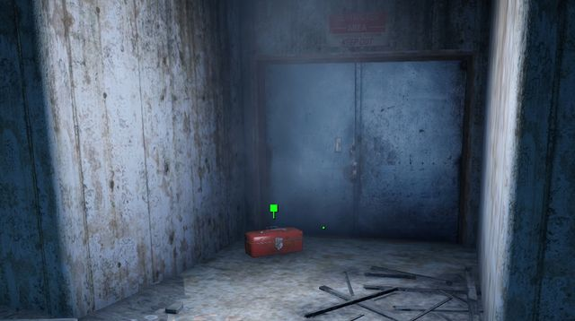 The locket is hidden in a red chest. - Returning the Favor (Abernathy Farm) - Side quests in other locations - Fallout 4 Game Guide & Walkthrough