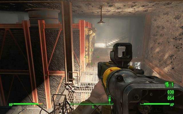 Dont jump down to the room with valves - this would force you to walk all the way back up - Mystery Meat (Longneck Lukowskis Cannery) - Side quests in other locations - Fallout 4 Game Guide & Walkthrough