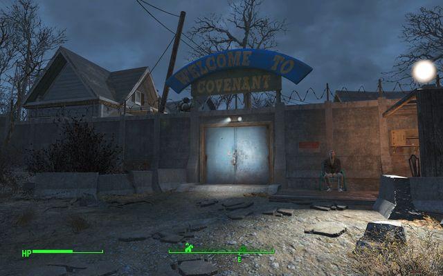human error covenant fallout 4 game guide walkthrough