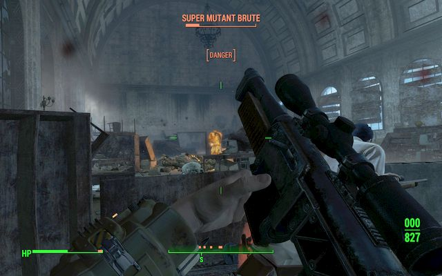 Robots and turrets can help you in defending from mutants - Public Knowledge - Side quests in Goodneighbor - Fallout 4 Game Guide & Walkthrough