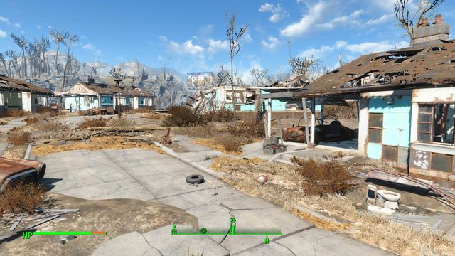 Before the apocalypse, Sanctuary was the home of the main protagonist - Sanctuary (sector 1 location) - Sanctuary - Sector 1 - Fallout 4 Game Guide & Walkthrough