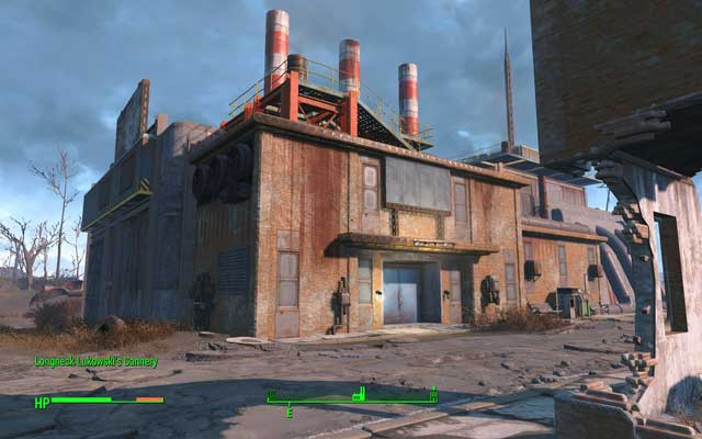 Longneck Lukowskis Cannery - Longneck Lukowskis Cannery - Salem - Sector 3 - Fallout 4 Game Guide & Walkthrough