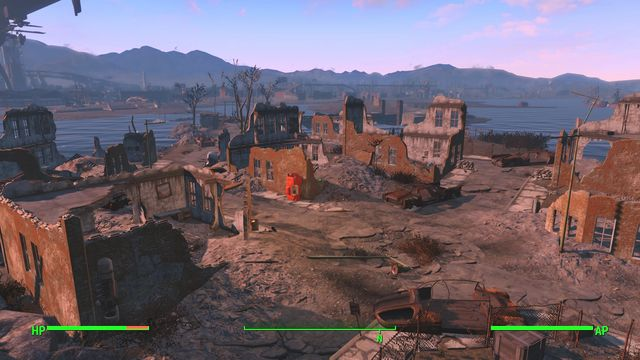 Fort Strong is a small military city located on a peninsula occupied by supermutants - Fort Strong - The Castle - Sector 7 - Fallout 4 Game Guide & Walkthrough