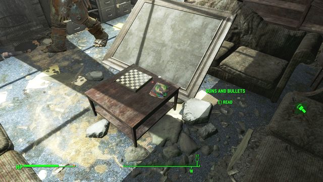 5 - Gunners Plaza - Southern Boston - Sector 9 - Fallout 4 Game Guide & Walkthrough