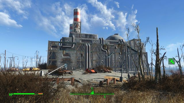 Poseidon Energy is a power plant controlled by the gunners - Poseidon Energy (Southern Boston) - Southern Boston - Sector 9 - Fallout 4 Game Guide & Walkthrough