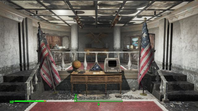 This way, you get into a vault of a kind, which has been left for the future generations - Jamaica Plain - Southern Boston - Sector 9 - Fallout 4 Game Guide & Walkthrough