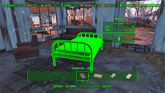 Fallout  Beds Where You Can Sleep