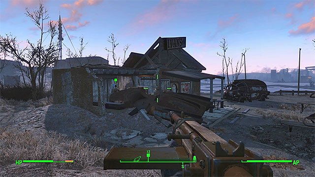 Castles Surroundings Taking Independence Major Quests For Minutemen Faction Fallout 4 Game Guide