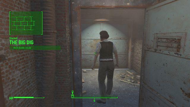 The Big Dig - Fallout 4 Game Guide & Walkthrough | gamepressure com