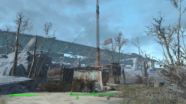 Outpost Zimonja - Outpost Zimonja - Malden - Sector 2 - Fallout 4 Game Guide & Walkthrough