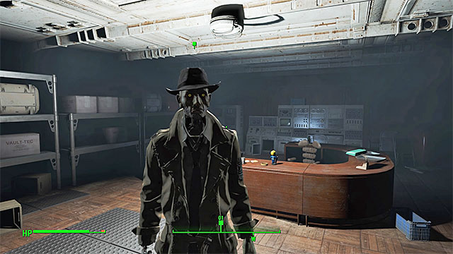Nick Valentine - List of companions - Basic Information - Fallout 4 Game Guide & Walkthrough