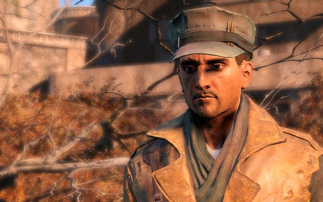 MacCready - List of companions - Basic Information - Fallout 4 Game Guide & Walkthrough