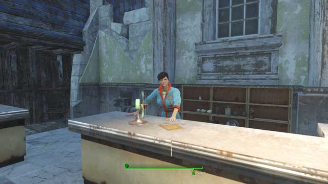 Deb - Clear the National Guard training yard of ghouls - Side quests in Bunker Hill - Fallout 4 Game Guide & Walkthrough