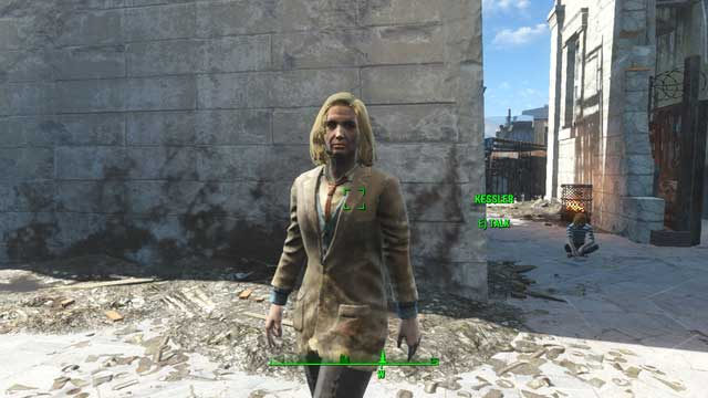 Kessler - you find her strolling around Bunker Hill or tending to gardens - Kill Zeller and free the remnants - Side quests in Bunker Hill - Fallout 4 Game Guide & Walkthrough