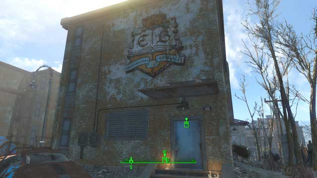 The East Boston Preparatory School - Kill Zeller and free the remnants - Side quests in Bunker Hill - Fallout 4 Game Guide & Walkthrough