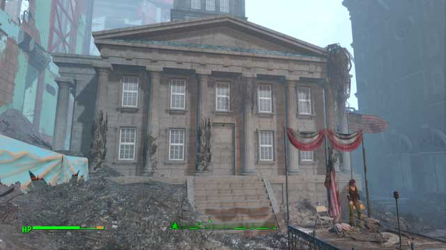 Custom house tower - Custom House Tower - Center of Boston - Sector 6 - Fallout 4 Game Guide & Walkthrough