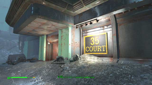 35 Court - Custom House Tower - Center of Boston - Sector 6 - Fallout 4 Game Guide & Walkthrough