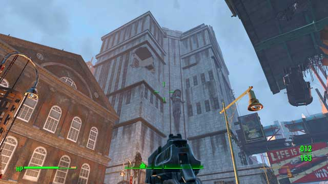 Bank - Faneuil Hall - Center of Boston - Sector 6 - Fallout 4 Game Guide & Walkthrough