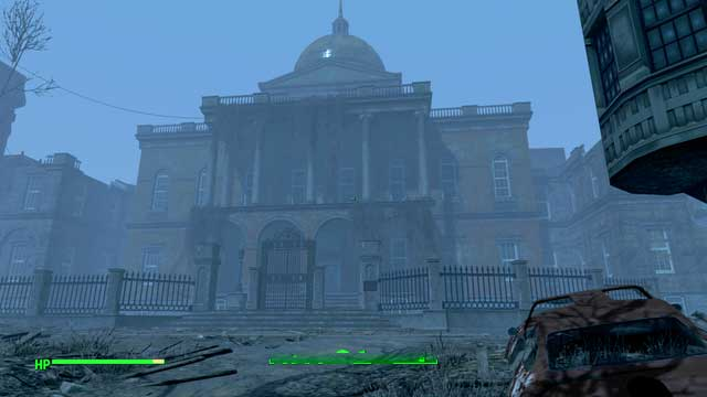 The State House - Massachusetts State House - Center of Boston - Sector 6 - Fallout 4 Game Guide & Walkthrough