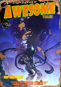 Astoundingly Awesome Tales - Magazines in Malden - Sector 2 - Magazines - Fallout 4 Game Guide & Walkthrough