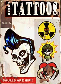 Taboo Tattoos - Magazines in Malden - Sector 2 - Magazines - Fallout 4 Game Guide & Walkthrough
