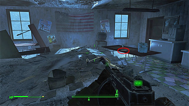5 - Magazines in Malden - Sector 2 - Magazines - Fallout 4 Game Guide & Walkthrough