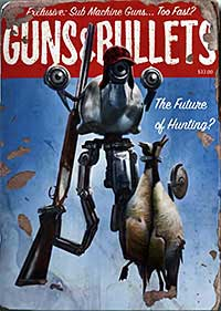 Guns and Bullets - Magazines in Cambridge - Sector 5 - Magazines - Fallout 4 Game Guide & Walkthrough