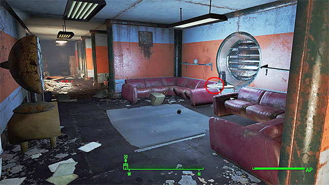 7 - Magazines in Cambridge - Sector 5 - Magazines - Fallout 4 Game Guide & Walkthrough