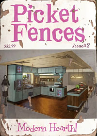 Picket Fences - Magazines in Center of Boston - Sector 6 - Magazines - Fallout 4 Game Guide & Walkthrough